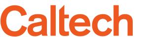 Caltech's Online